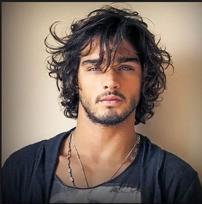 Hot latino man
