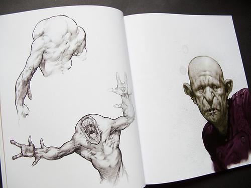 Monstruo: A arte de Carlos Huante