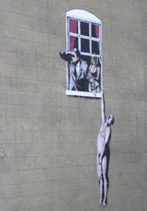Banksy Family Planning