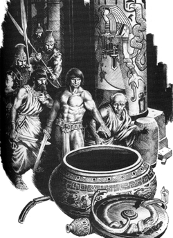 The Coming of Conan the Cimmerian by Robert E  Howard