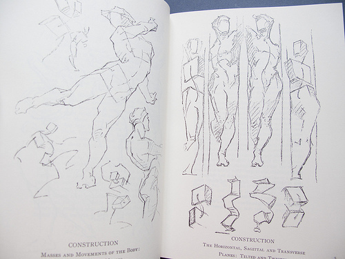 Constructive anatomy by george b bridgman more pictures at parkablogs fandeluxe Choice Image