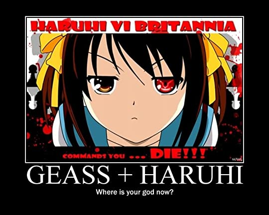 Haruhi and geass Pictures, Images and Photos