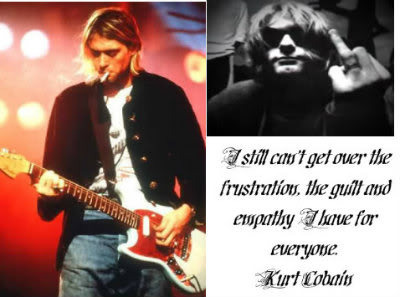 Cather-Rye-Kurt Cobain