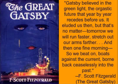 An analysis of the women and money in the novel the great gatsby by f scott fitzgerald