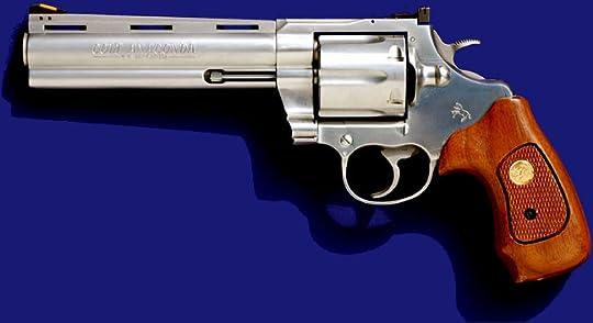 Anaconda Revolver