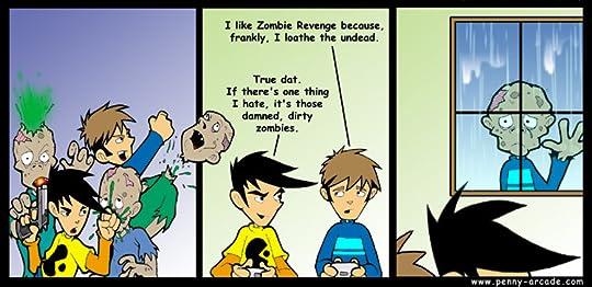 poor zombies