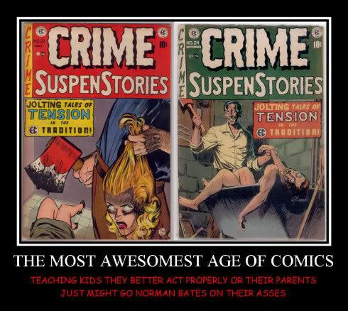 CrimeSuspenStories24 review
