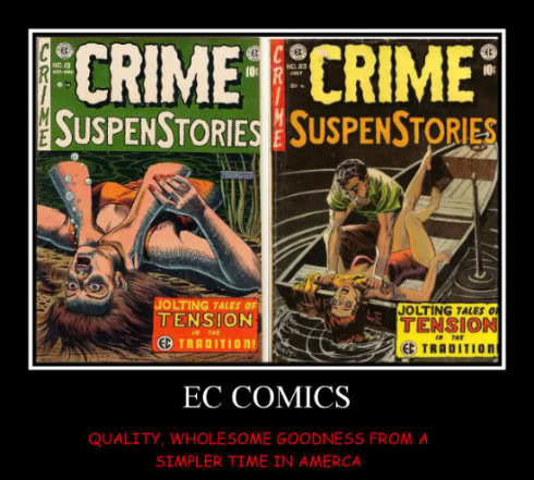Crime Suspense review