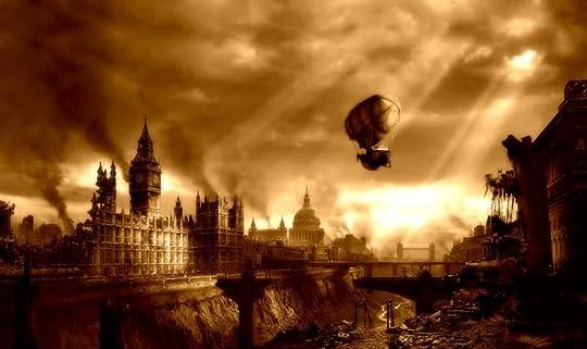 Burning London