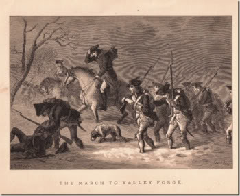 valley forge men Valley forge in pennsylvania was the site of the military camp of the american continental army over the winter of 17771778 during the american revolutionary war it is approximately 20.