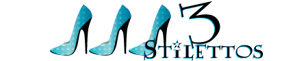 3 Stilettos Book Review on The Bookish Brunette