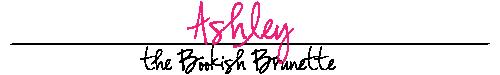 Blog Signature-The Bookish Brunette