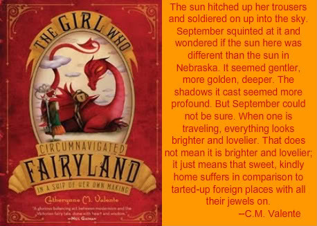 The Girl Who Circumnavigated Fairyland in a Ship of Her Own