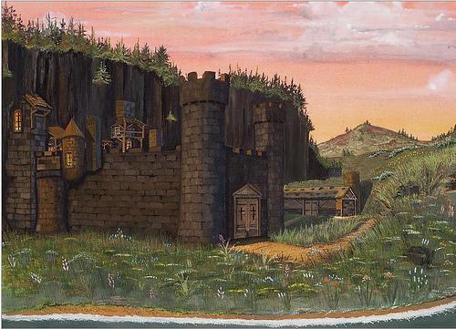 Camlochlin Castle