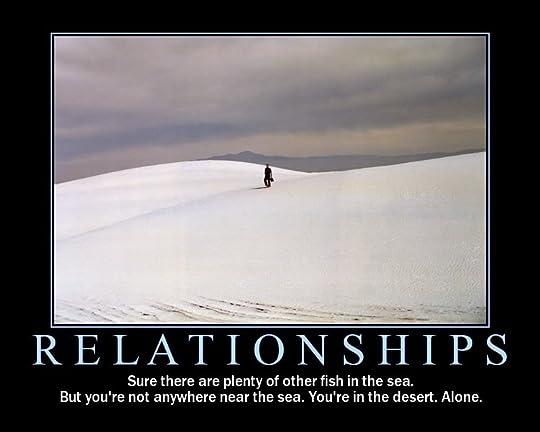 realtionships,desert,alone,forever