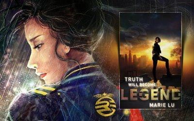 legend book series