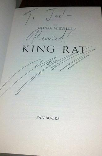 king rat.