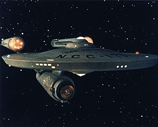image of original Enterprise