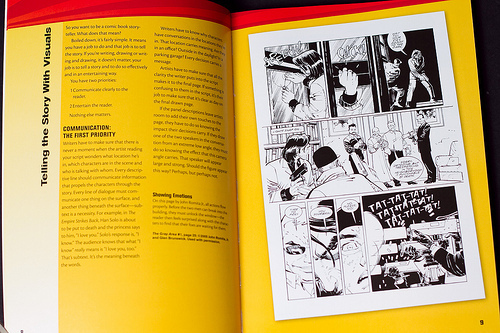 The Insiders Guide To Creating Comics And Graphic Novels
