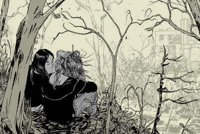 Skim by Mariko Tamaki and Jillian Tamaki