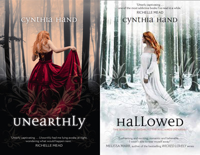 Unearthly Cynthia Hand Pdf