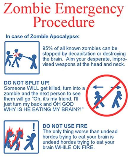 zombie apocalypse survival guide book pdf