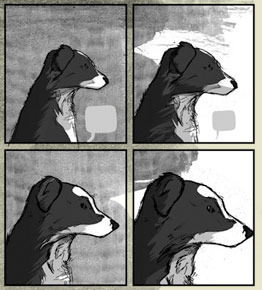 Duncan the Wonder Dog by Adam Hines
