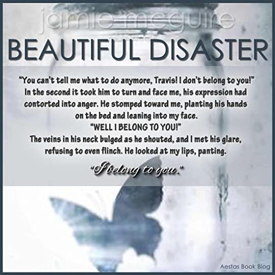 Beautiful Disaster Beautiful 1 by Jamie McGuire