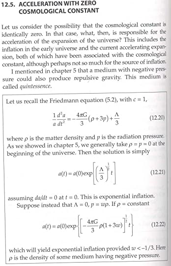 Page of equations from the book