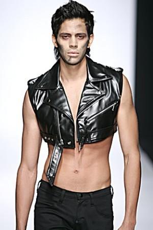 Zombie male model