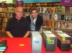 Michael Grant and I
