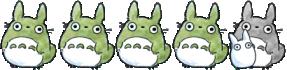 4.5 Totoros