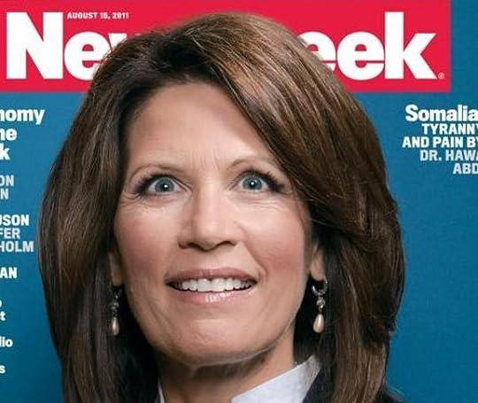 Bachmann eyes