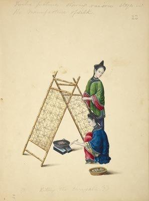 women of silk gail tsukiyama