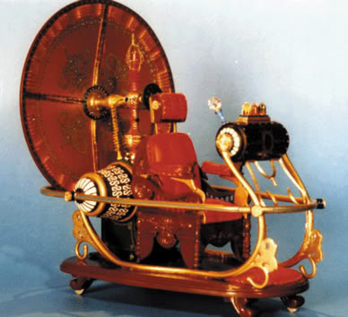jules verne time machine