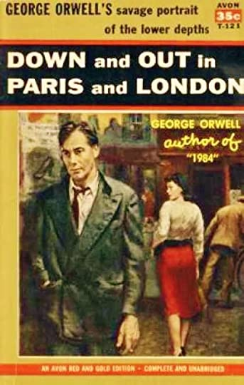 Down And Out In Paris And London Pdf