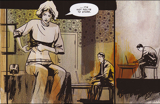 The Homeland Directive by Robert Venditti and Mike Huddleston