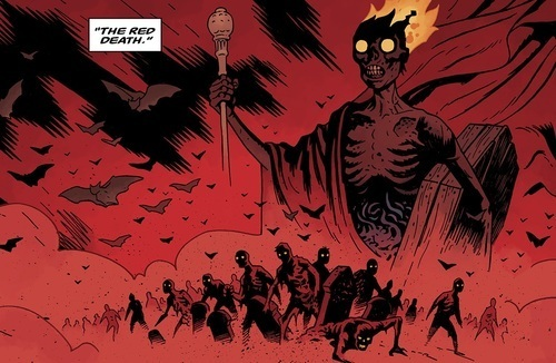 Baltimore, Vol. 1: The Plague Ships by Mike Mignola