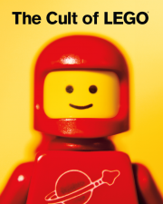 The Cult of LEGO (book cover)