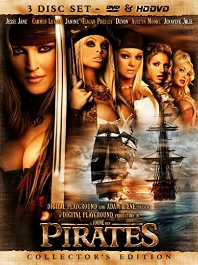 Pirates porn movie poster