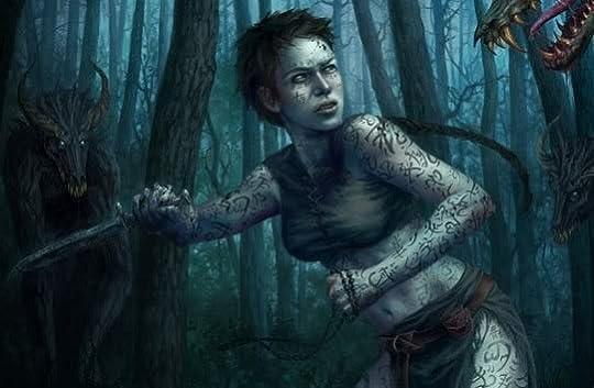 Bale Demon Fantasy Art
