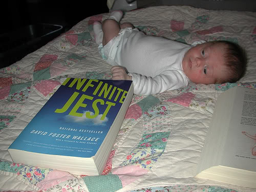 Evan Leach S Review Of Infinite Jest