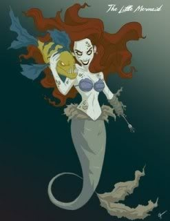 little mermaid Pictures, Images and Photos