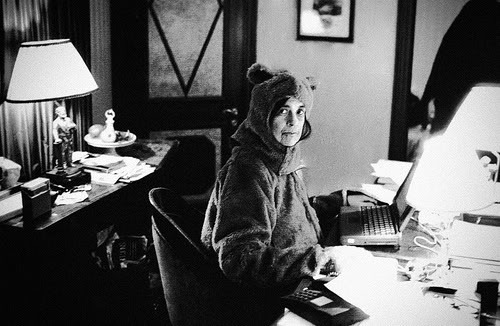 Susan Sontag Bear Costume
