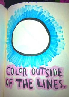 Outside the lines - WTJ