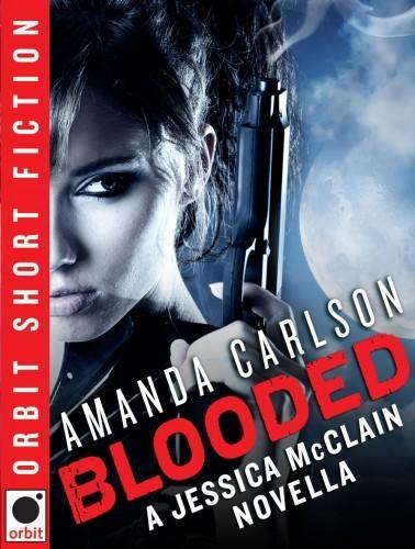 Blooded by Amanda Carlson