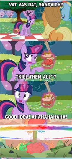 Twilight gone mad