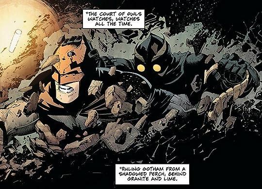 Batman The Court Of Owls Pdf