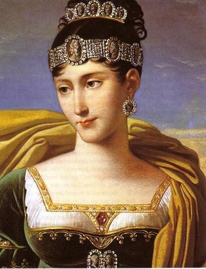 Pauline Bonaparte princesse Borghese