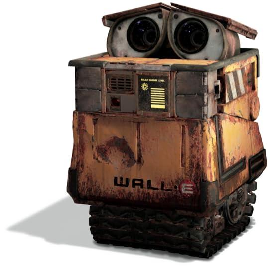 Nervous WALL-E